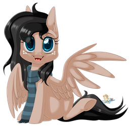 Coco Whooves. AT by UniSoLeiL