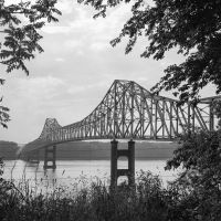 Savanna Sabula Bridge by jonniedee