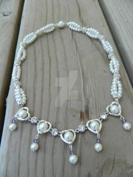 The Heart's for the Bride 'Necklace'