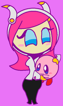 R: Your Love Is Round And Pink by MushroomKawaiicutie