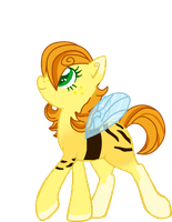 Honey Bee by Owl-Parchment