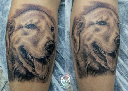 buddy by DallierTattoo