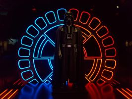 Darth Vader by MysteriousMaemi