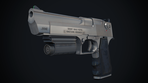 Desert Eagle 50 AE by fusobotic