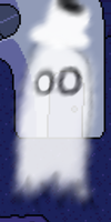 Napstablook by SansSkeletonHUN
