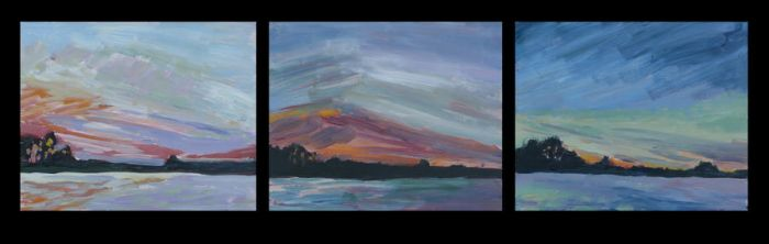 Shirley's Bay Sunset Series by anno-d