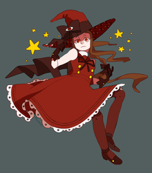 Wadanohara by Blue-Space-Muffin