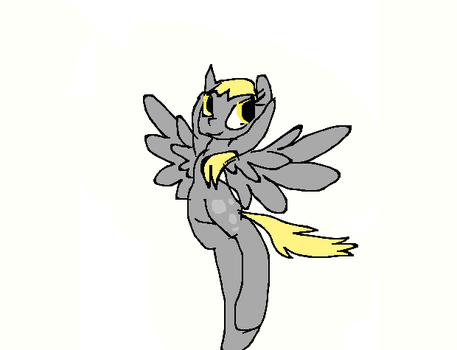 Derpy is awesome by DerpyHooves120