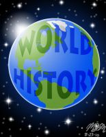 World History Cover by MisterGuy11