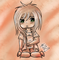 Free Commission : Chibi Frankie. by Chibiria
