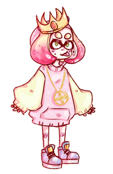 pearl doodle by LesbianMelon