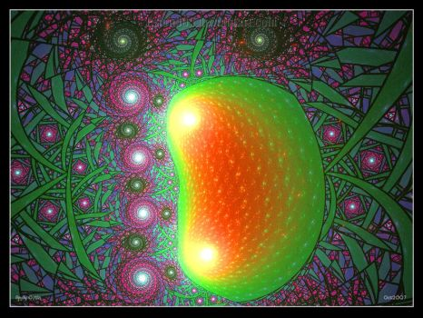 Abstract Psychedelia by psion005