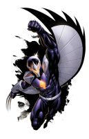 DarkHawk by spidermanfan2099