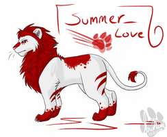Summer .love. by InuMimi