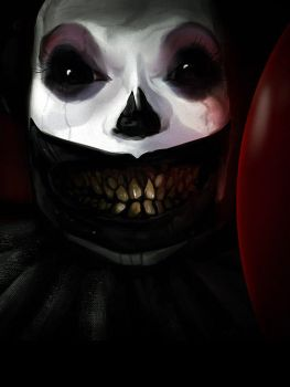 pennywise by unded