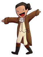 Happy Hamilton by Nephose