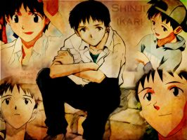 shinji by Orihime-chan