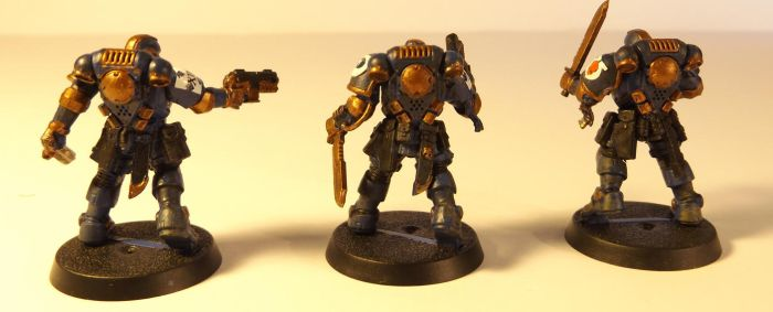 Primaris Space Marine Reivers (Back View) by incoming-101