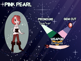 TG | Pink Pearl by undercoverghost