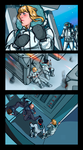 operation rescue! (open commission comics) by ymymy