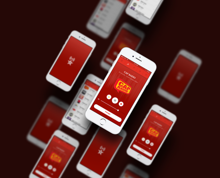 Radio Maghreb Mobile App by di1010
