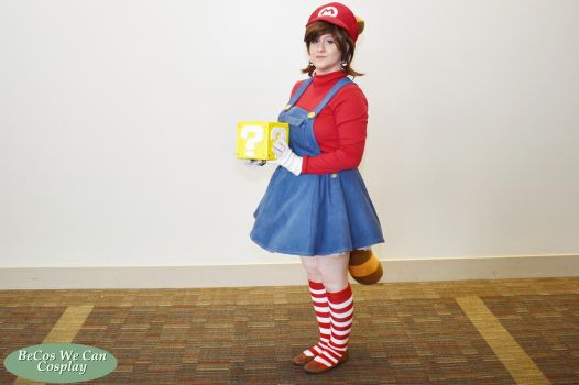 It's-a me Maria! by BeCos-We-Can-Cosplay