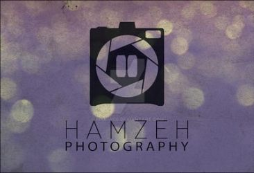 Hamzeh Photography Logo by Pink-age