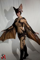 Jenny the Bat: Bloody Roar 2 by CLeigh-Cosplay