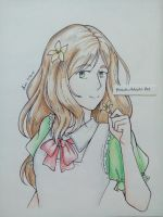 Hetalia - Ms. Hungary (Prize) by paachubelle
