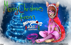 Merry Chrismas From MMC (Bunnie) by NatalieGuest