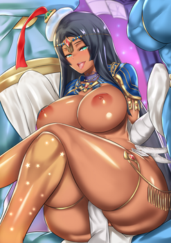Scheherazade (Caster of the Nocturnal Castle) by AsterCrowley