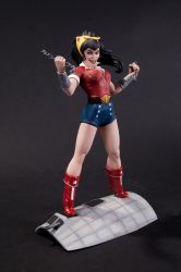 Bombshell Wonder Woman by TKMillerSculpt