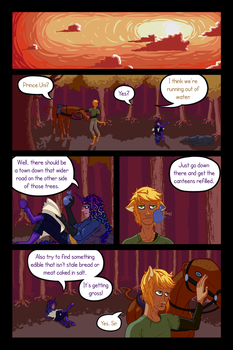 Catihorn Original Pages - Ch. 1 Pg. 14 by Epiale