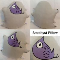 :SU: Amethyst Pillow by MiharutheKunoichi