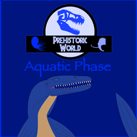 Prehistoric World - Aquatic Phase by Daizua123