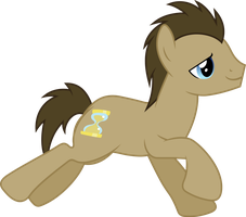 Dr Whooves / Time Turner by 90Sigma