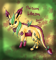 Lilleon by Lylenn