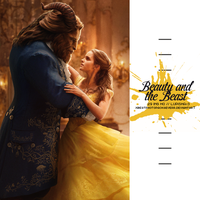 Photopack 23406 - Beauty and the Beast by southsidepngs