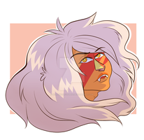 Jasper [Headshot Request] by ChaosNightWolfie