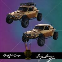 Baja Buggys by CntryGurl-Designs