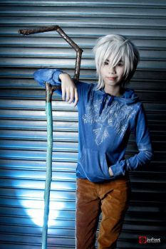 Jack Frost (Rise of the Guardians) by RyuenChou0w0