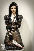 Alice: Madness Returns - Steamdress by xXAnemonaXx