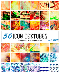 50textures Set20 Byspooky by spooky11