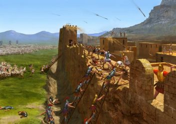 Siege of Eryx by EthicallyChallenged