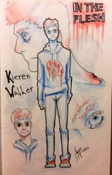 Kieren Walker by AwyrGreen