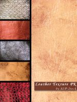 Leather Texture Pk by ALP-Stock