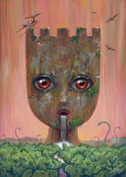 The Watcher Before Time by jasinski