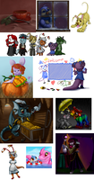 Neopets Collage by Asheltots