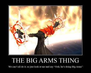 Big Arms Thing by Axelynn