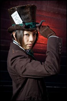 Mad Hatter : In This Style by Elemental-Sight
